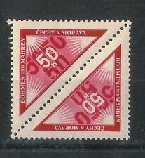 ALLEMAGNE, Bohême et Moravie, timbres-poste, 1939, Mi.# 15 - MNH **