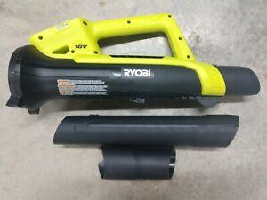 RYOBI 18V Cordless Hard Surface Blower Model# P2109