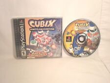 Cubix: Robots for Everyone -- Race 'N Robots (Sony PlayStation 1, 2001) complete