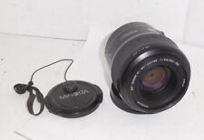 Minolta AF Zoom Xi 80-200mm f/4.5-5.6 Lens. Minolta / Sony A Mount