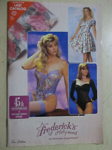 Frederick's of Hollywood 1991 version 1200 Vol. 72 #360 sexy cover