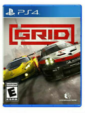 Grid USED SEALED (Sony PlayStation 4, 2019) PS4