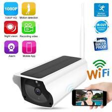 TELECAMERA IP SOLARE ESTERNO WIFI WIRELESS 2MP 1080P IR MOTORIZZATA IP66 CAMERA