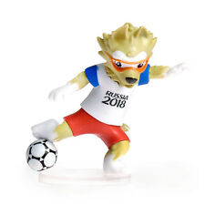 Mascot Zabivaka KICKING (h=9cm). Official Licensed product FIFA World Cup 2018