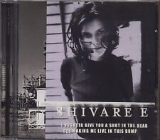 SHIVAREE - I oughtta give you a shot in the head for making me CD 2000 NEAR MINT