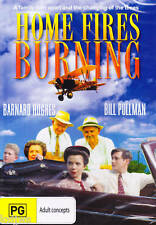 HOME FIRES BURNING BILL PULLMAN BARNARD HUGHES NEW DVD