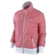nwt~Nike GINGHAM N98 Track Top SEERSUCKER Light sweat shirt Jacket~Womens size L