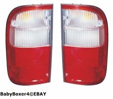 Toyota Hilux 97 98 99 2000 01 02 03 04 05 Tail Lights Left Lamps Right Hand Side