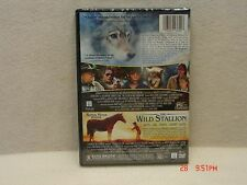 Brand New DVD - The Legend of Wolf Mountain w/ bonus The Wild Stallion