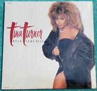 Tina Turner Break Every Rule LP 1986 Original Vinyl Album - Typical Male, Girls
