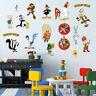 Looney Tunes Kids Cartoon Wall Art Stickers Vinyl Decal Boys Girls Decor Mural