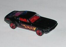 New 2017 Hot Wheels '67 Shelby GT500 Black from HW Flames 5 Pack 1:64 1967