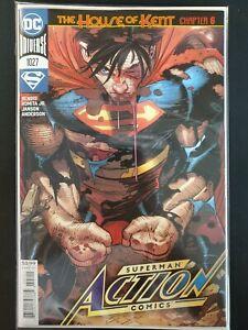 Action Comics #1027 A Cover DC NM Comics Book