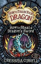 How to Steal a Dragon's Sword by Cressida Cowell-9781444900941-G027