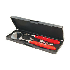 Dickie Dyer Inspection Mirror & Pick-Up Tool Set 4 pieces