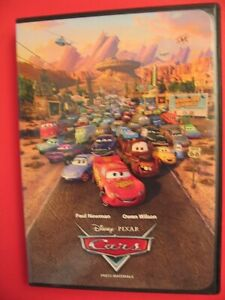 CARS Rare Collectible Digital Press Kit CD-ROM 2006 Disney Pixar 2 Discs 2 Books