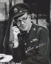 Frank Williams HAND Signed 8x10 Photo,  Autograph, Dad's Army