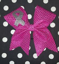 Personalized Cancer/Cheer/Softball/Dance/Competition/Team Hair Bows