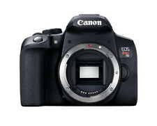Canon EOS Rebel T8i 24.1MP DSLR Camera - Black (Body Only)