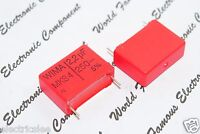 2pcs - WIMA MKS4 2.2uF (2,2µF) 250V 5% pitch:22.5mm Polyester Capacitor