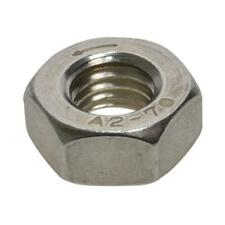 Left Hand Thread Nut M12 (12mm) Stainless Steel Hex SS 304 A2 70