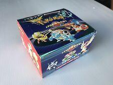 Pokemon Empty Legendary Collection Booster Box
