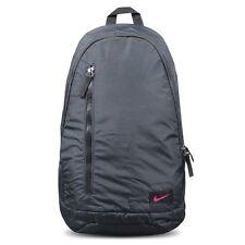 New Nike Unisex Backpack / Rucksack/Black/ Schoolbag/Gym/Sport/fashion/ medium