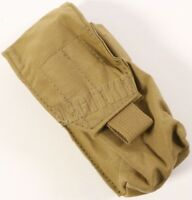 NEW T3 Gear Single (1) Smoke Grenade Pouch - Coyote Tan MOLLE (T3-SGP)