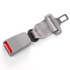"Click-In Seat Belt Extender: 7"", Type A, gray - E4 Safe"