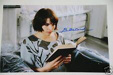 Ida Elise Broch 20x30cm  Bild + Autogramm / Autograph in Person Norvegian Actor
