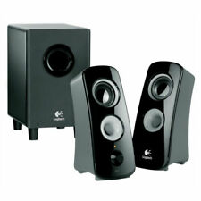 Logitech Z323 2.1 Computer Speakers with Subwoofer