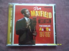 PERCY MAYFIELD-LOST LOVE THE SINGLES 1947-1962 2CD BLUES,R&B