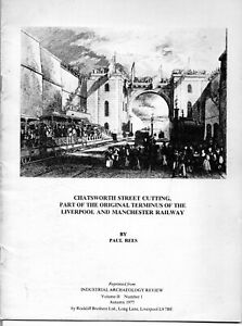 The Liverpool and Manchester Railway: Chatsworth Street Cutting local history