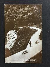 Vintage Postcard - Bristol #3 - RP Giants Head From Observatory, Downs Clifton