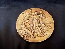 Médaille honneur déco CENTENAIRE COMPAGNIE ASSURANCE VIE Belgique medal medaglia