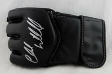 Chuck Liddell Autographed Century UFC Glove - Beckett Authentic *Silver N/O