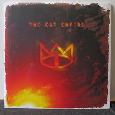 THE CAT EMPIRE (self titled) Gatefold Vinyl 2LP NEW & SEALED