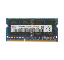 #1H New 8GB DDR3 2RX8 PC3L-12800S 1600MHz 204PIN SO-DIMM Laptop Memory RAM 1.35V