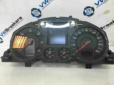 Volkswagen Passat B6 2005-2010 Instrument Panel Dials Gauges Clocks 179K