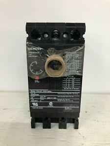 Siemens ED63A040 Circuit Breaker New, Surplus, Open Box