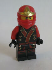 Lego KAI KIMONO Ninjago Red Ninja Minifigure 70500