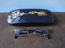 "Ed Hardy Street Reading Glasses with Case ""Eyewear for Boys"""
