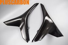Tail Side Frame Covers Carbon Fiber Ducati Scrambler 2015 UnderSeat Side Covers