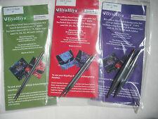 "HiyaHiya 6.5mm x 4"" (10cm) Steel Interchangeable Tips - Knitting Needles"
