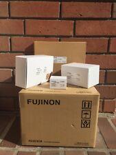 "Fujinon XA20x8.5 BERM-K3 2/3"" HD Lens with MS01 Control Kit"