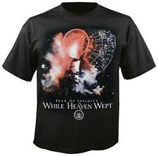 WHILE HEAVEN WEPT - Fear Of Infinity Tour 2011 - T-Shirt - Größe Size XL - Neu