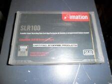 NEW Imation SLR100 SLR 100GB QIC Data Tape Cartridge 41069 431891 35L0968 Sealed