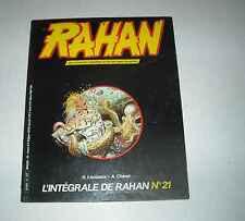 RAHAN L'INTEGRALE DE RAHAN N°21