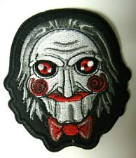 "Jigsaw ""SAW"" Embroidered Patch -new"