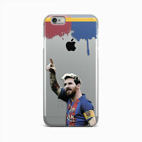 Lionel Messi iPhone XS Max Rubber Snap Case iPhone X XR Silicone Cover iPhone 7+